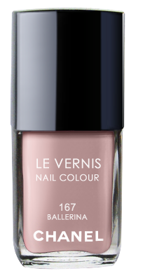 Chanel Le Vernis Nail Color Colour Polish Ballerina No. 167