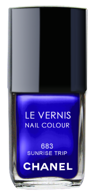 Chanel Le Vernis Nail Polish - Sunrise Trip No. 683