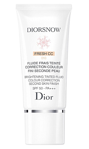 Dior Diorsnow Fresh CC Brightening Tinted Fluid SPF50 PA++++ - No. 010