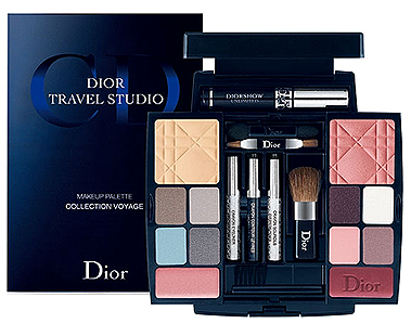 Christian Dior Travel Studio Makeup Palette Limited Edition