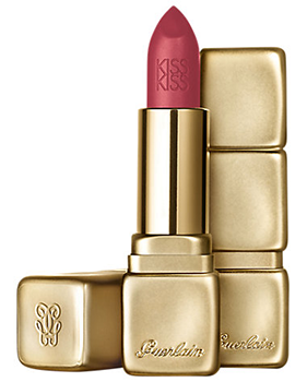 Guerlain Kiss Kiss Matte Lipstick - Flaming No. M375