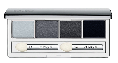 Clinique All About Shadow Quad - Smoke & Mirrors No. 09