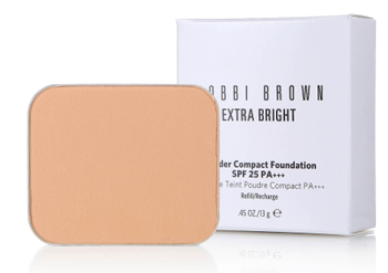 Bobbi Brown Extra Bright Powder Compact Foundation - Warm Ivory 01