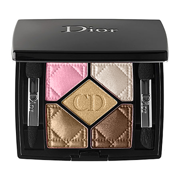 Dior Diorsnow 5 Couleurs Eyeshadow Palette - Pink Breeze No. 726