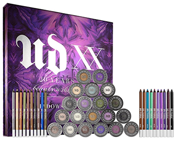 Urban Decay XX: 20 Years of Beauty With an Edge