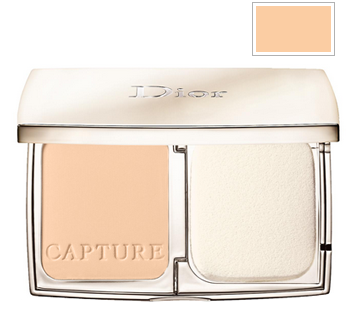 Dior Capture Totale Compact Triple Correcting Powder Foundation SPF 20 - Linen No. 021