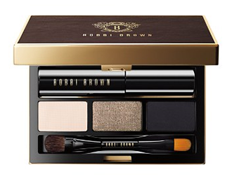 Bobbi Brown Golden Eye Palette Shadow & Mascara