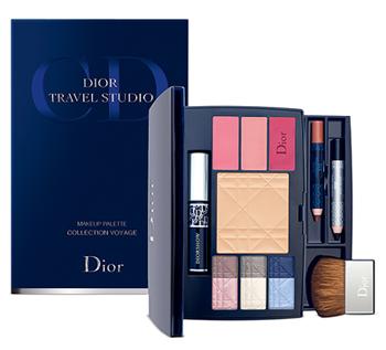 Купить дорожный набор косметики dior individual blue цена
